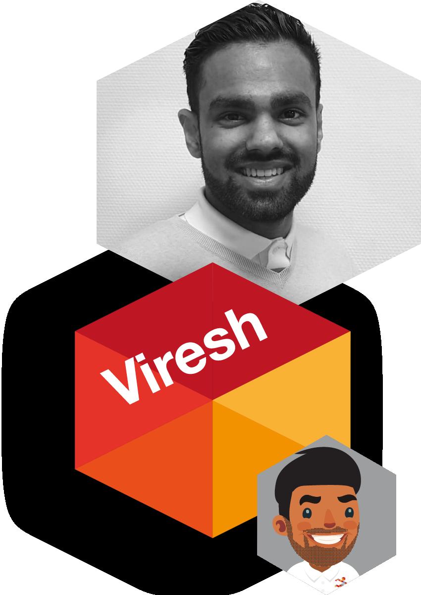 Team Fysiotherapie Meerzicht-Viresh Khoesial